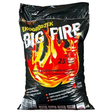 Ekogroszek BIG FIRE 25 MJ 25 kg BARTER COAL