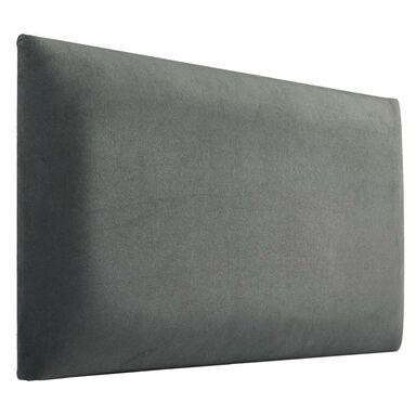 Panel tapicerowany Ciemnoszary 60 x 30 cm