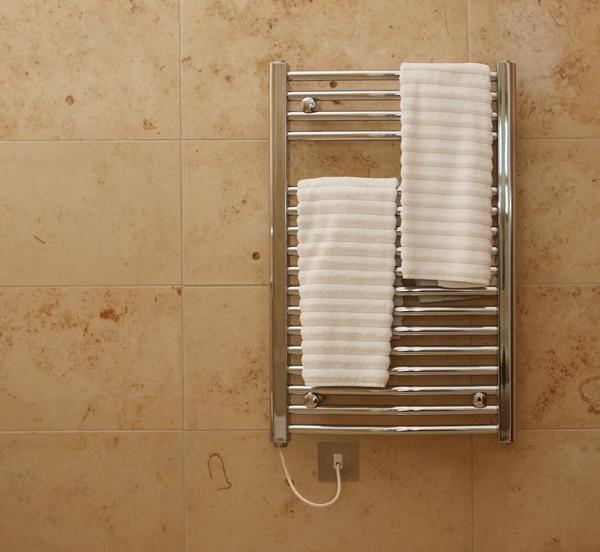 ogrzewanie elektryczne w łazience
