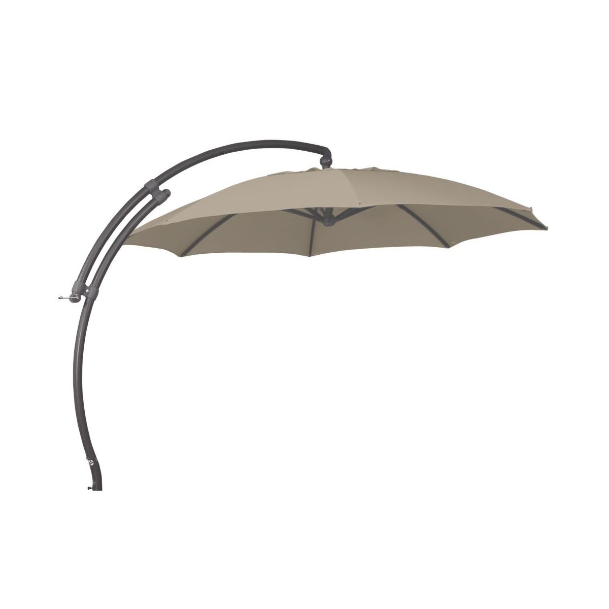 parasol ogrodowy easy sun 375 sun garden sprawd opinie w leroy merlin. Black Bedroom Furniture Sets. Home Design Ideas