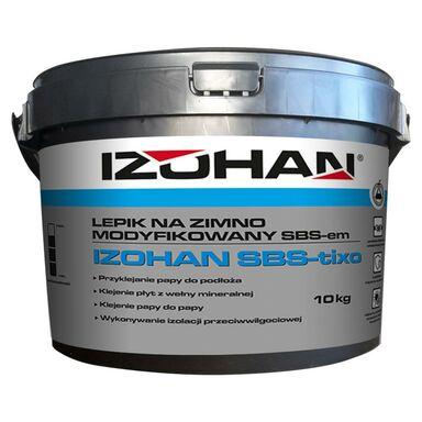 Lepik na zimno IZOHAN SBS-TIXO 10 kg IZOHAN