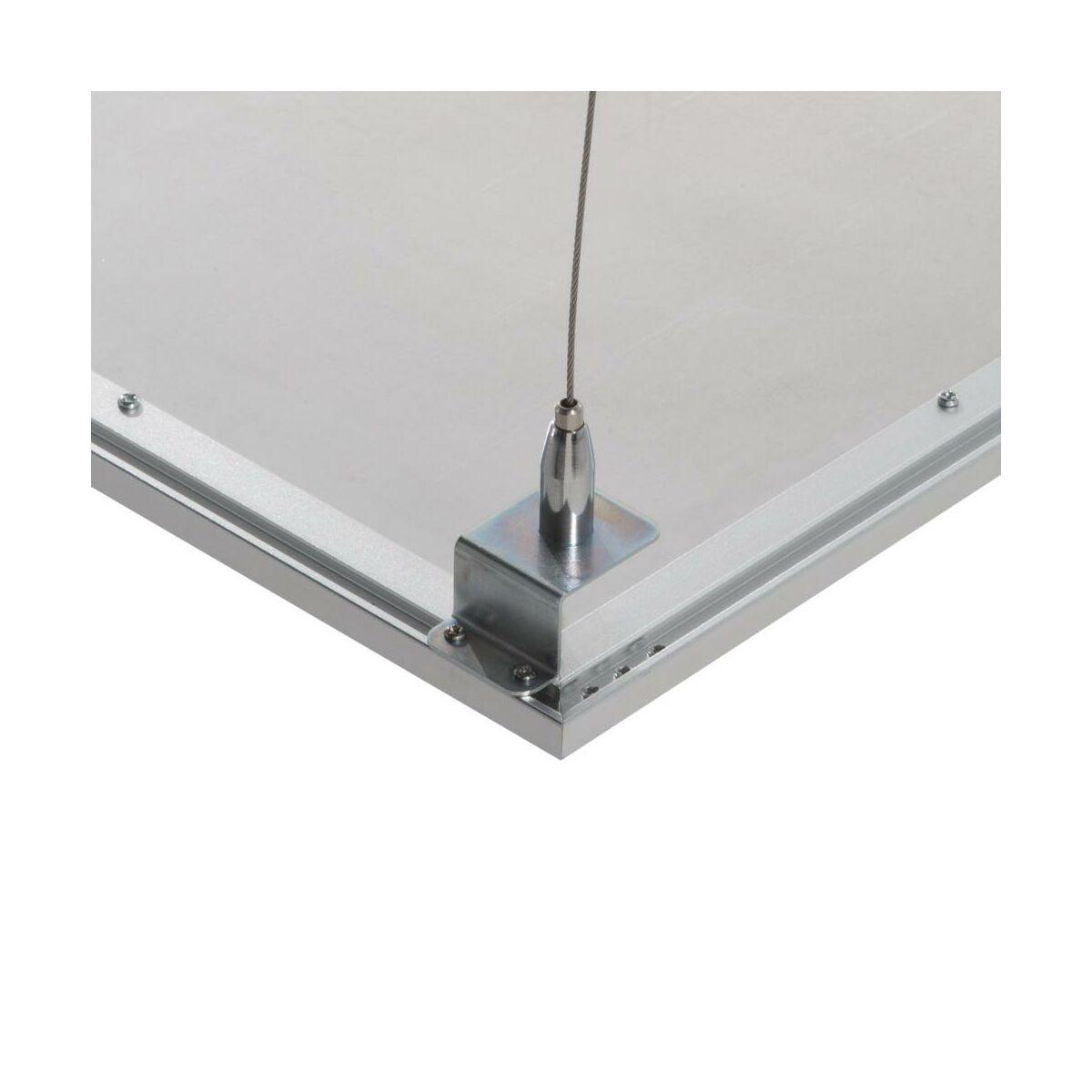 Panel led ultra inspire oprawy led w atrakcyjnej cenie - Panel led 60x60 leroy merlin ...