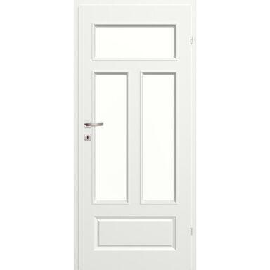 Skrzydło drzwiowe pokojowe Morano I  Białe 90 Prawe Classen