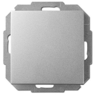 Włącznik pojedynczy SENTIA  Srebrny  ELEKTRO-PLAST