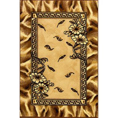 Dywan TRIO złoty 50 x 80 cm wys. runa 6 mm WELTOM