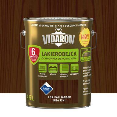Lakierobejca Ochronno-dekoracyjna 4.5 l Palisander indyjski Vidaron