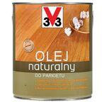Olej NATURALNY DO PARKIETU 2.5 l MiodowyV33