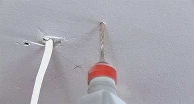 Montaż plafonu