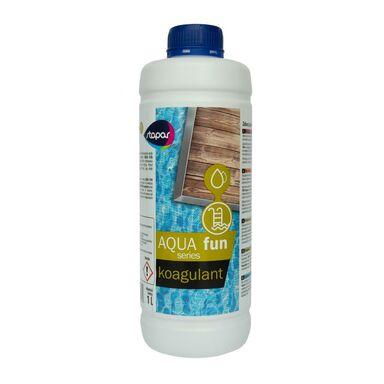 Koagulant - środek do klarowania wody w basenie 1 l AQUA FUN STAPAR