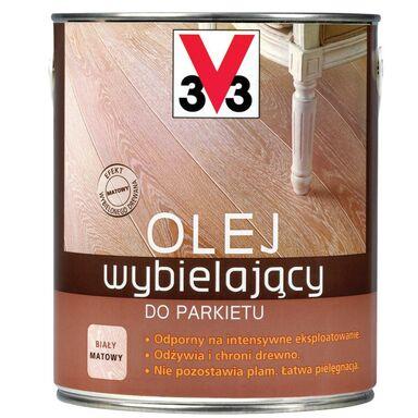 Olej WYBIELAJĄCY DO PARKIETU 2.5 l V33