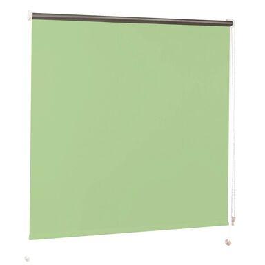 Roleta zaciemniająca BLACKOUT 37 x 160 cm zielona INSPIRE