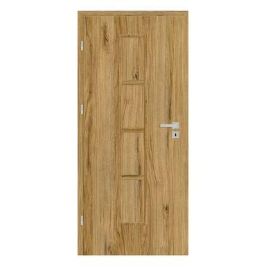 Skrzydło drzwiowe pełne Mila Dąb catania 80 Lewe Nawadoor