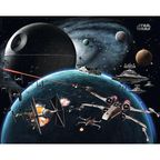 Plakat STAR WARS VEHICLES SPACE 40 x 50 cm