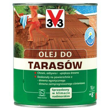 Olej do tarasów 1 l Palisander V33