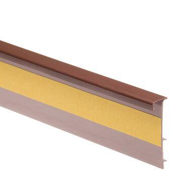 Listwa dywanowa OŻEBROWANA  13.2 mm  x 250 cm  CEZAR