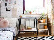 Nowy stolik w sypialni-metamorfoza starego mebla