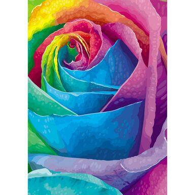Kanwa Róża 50 x 70 cm