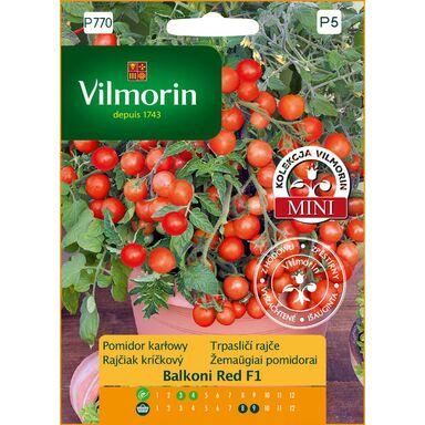 Pomidor karłowy BALCONI RED MIESZANIEC F1 VILMORIN