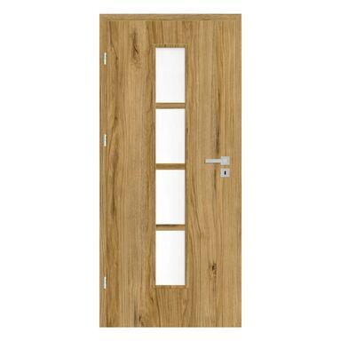 Skrzydło drzwiowe pokojowe Mila Dąb catania 80 Lewe Nawadoor
