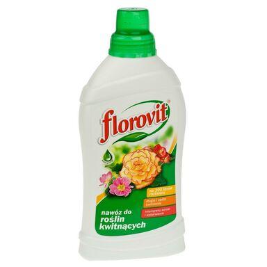 Nawóz do roślin kwitnących DO ROŚLIN KWITNĄCYCH 1 l FLOROVIT