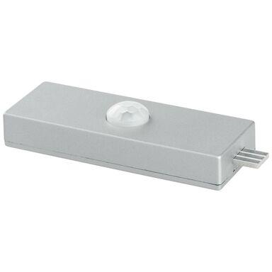 Czujnik ruchu RIO 7 cm srebrny INSPIRE