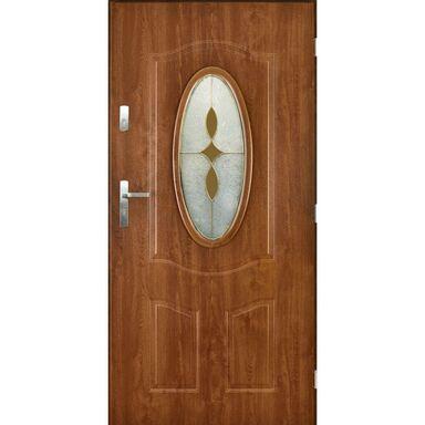 Drzwi wejściowe KOSTARYKA 90Prawe PANTOR
