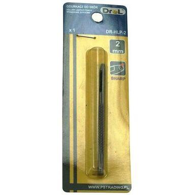 Dziurkacz do skór DR-HLP-2 śr. 2 mm DREL