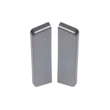Zaślepki DO LISTWY DYWANOWEJ 2 SZT.  14.3 mm  x 1.43 cm  CEZAR