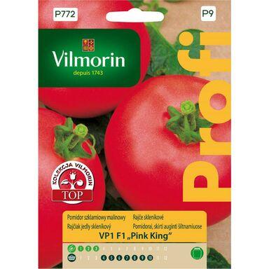 Pomidor szklarniowy malinowy VP1 F1 PINK KING VILMORIN