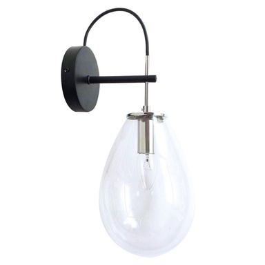 Kinkiet FONDI transparentny E14 LIGHT PRESTIGE