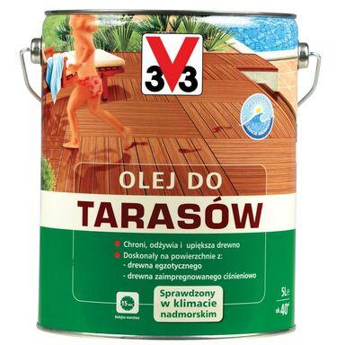 Olej do tarasów 5 l Teak V33