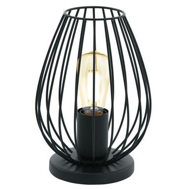 Lampa stołowa NEWTOWN czarna E27 EGLO