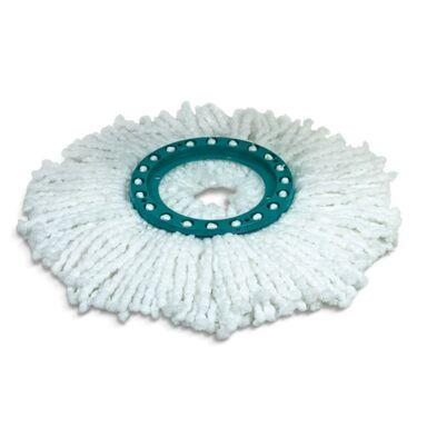 Nakładka do mopa CLEAN TWIST MOP okrągła z mikrofibry LEIFHEIT