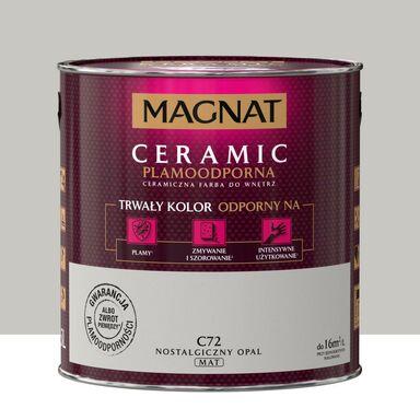 Farba wewnętrzna Ceramic 2.5 l Nostalgiczny opal Magnat
