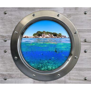 Obraz szklany WALL WYSPA CERAMIKA COLOR
