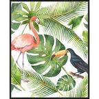 Obraz EXOTIC 42.9 x 52.9 cm