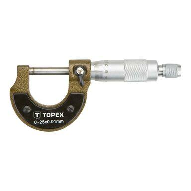 Mikrometr 0 - 25 mm 31C629 Topex