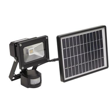Reflektor solarny VO1875 z czujnikiem ruchu i zmierzchu IP44 900 lm VOLTENO