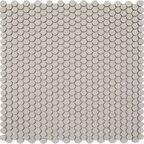 Mozaika Loon Grey Mat 31.4 x 32.5 Artens