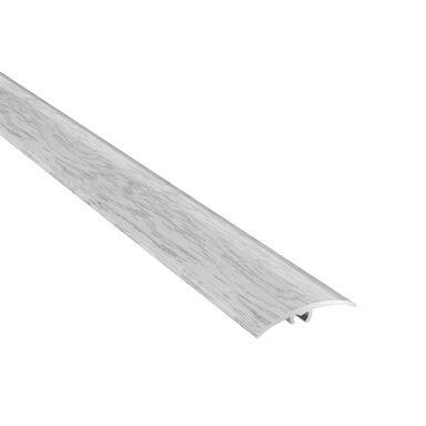 Profil podłogowy uniwersalny No.02 Dąb śnieżny 37 x 930 mm Artens