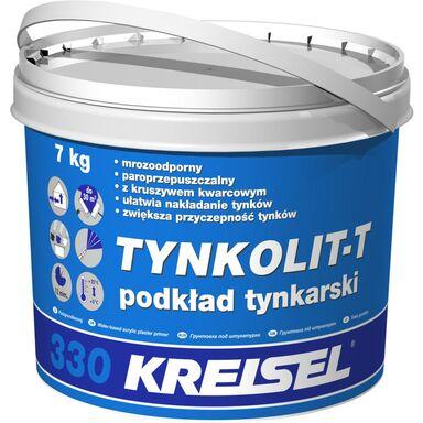 Podkład tynkarski TYNKOLIT-T 330 7 kg KREISEL