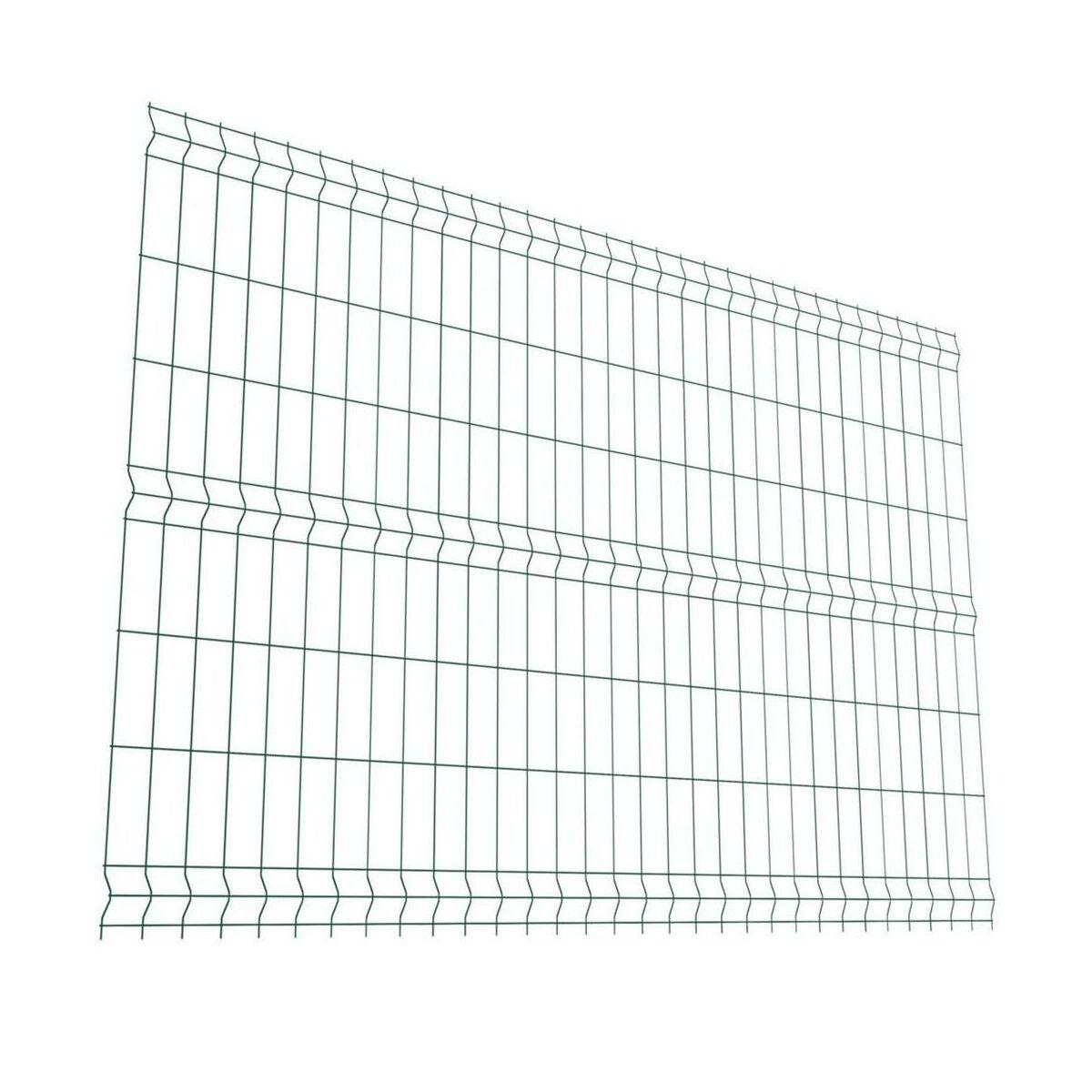 Panel Ogrodzeniowy 3d Polargos 153x250 Zielony Leroy Merlin