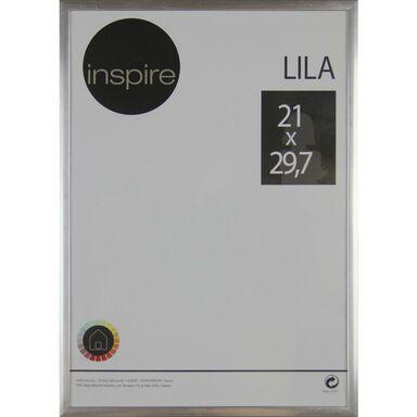 Ramka LILA 21 x 29.7 cm srebrna INSPIRE