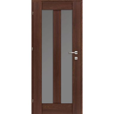 Skrzydło drzwiowe ROSA Dąb palony 70 Lewe CLASSEN
