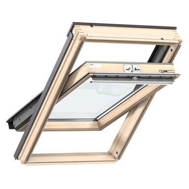 Okno dachowe VELUX, 3-szybowe, 66 x 98 cm