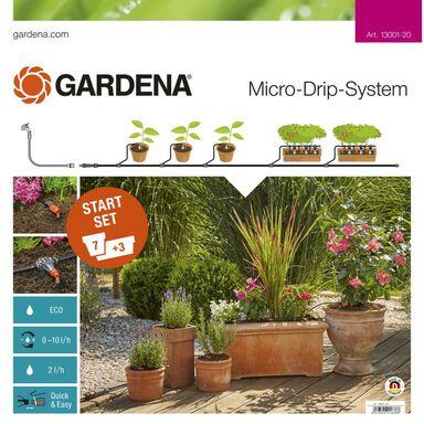 Zestaw nawadniania kropelkowego M MICRODRIP (13001) GARDENA