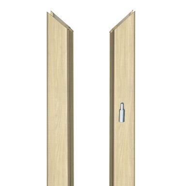 Baza prawa ościeżnicy REGULOWANEJ Orzech biały 140 - 160 mm VOSTER