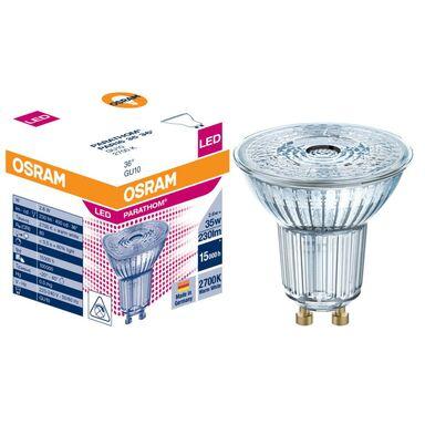Żarówka LED GU10 (230 V) 2.6 W 230 lm Ciepła biel OSRAM