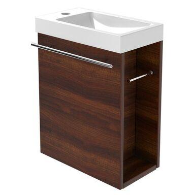 Zestaw szafka z umywalką DUO MIRANO