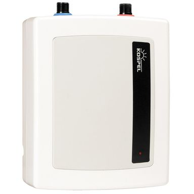 Elektryczny przepływowy ogrzewacz wody EPO - 2 AMICUS 6KW KOSPEL